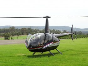Hunter Valley Helicopters R44