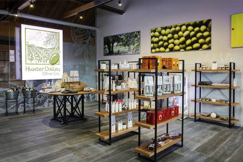 Hunter Valley Olive Co. Indoor
