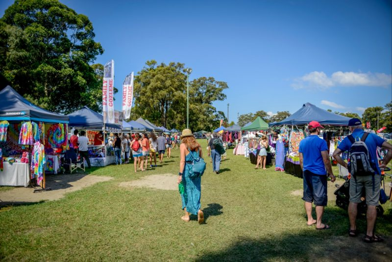 Huskisson Markets