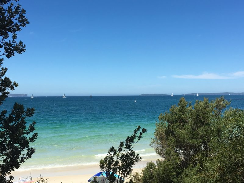 Point Perpendicular & Beautiful white sands of Jervis Bay beaches