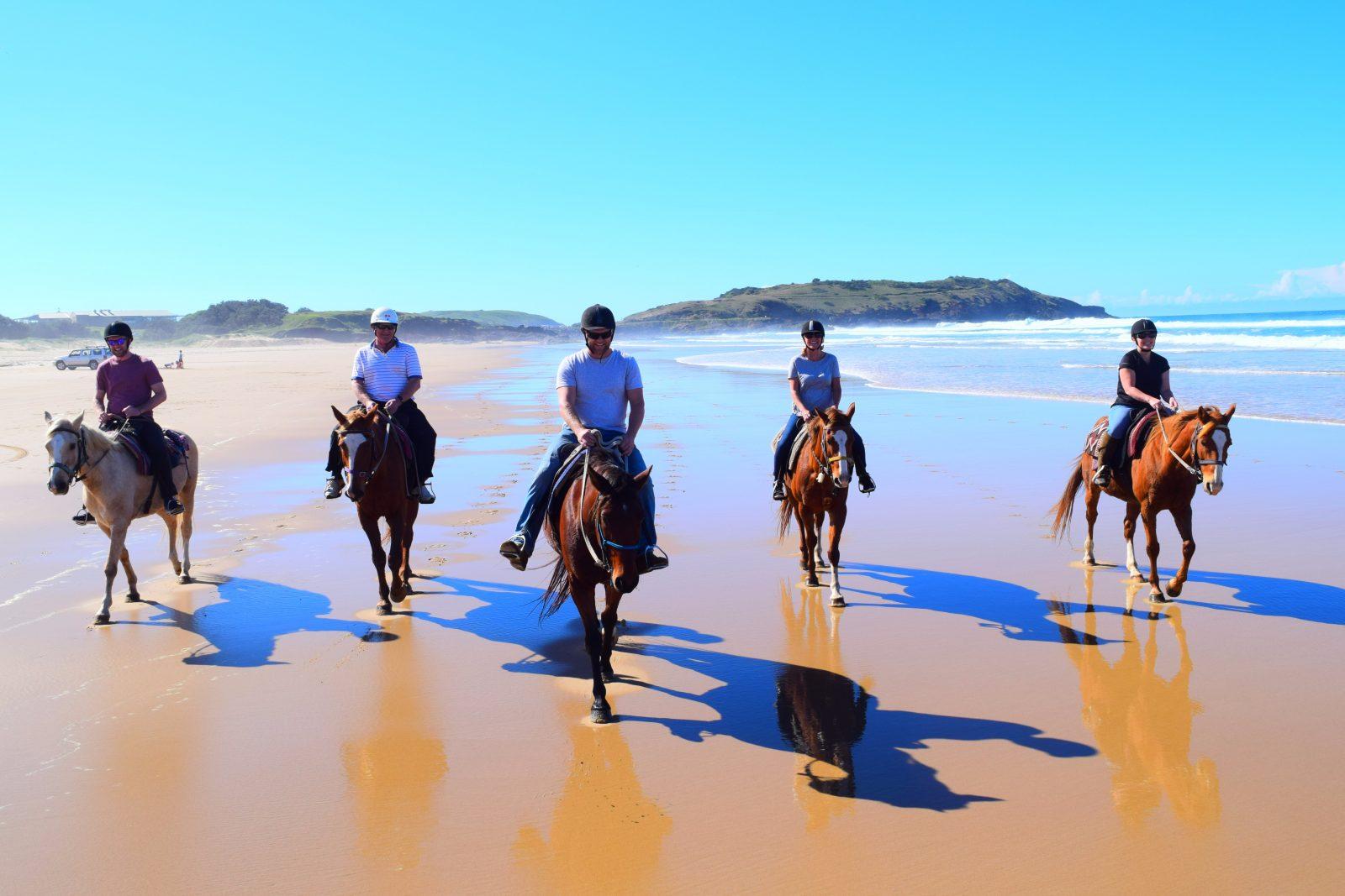 Boambee Beach Ride