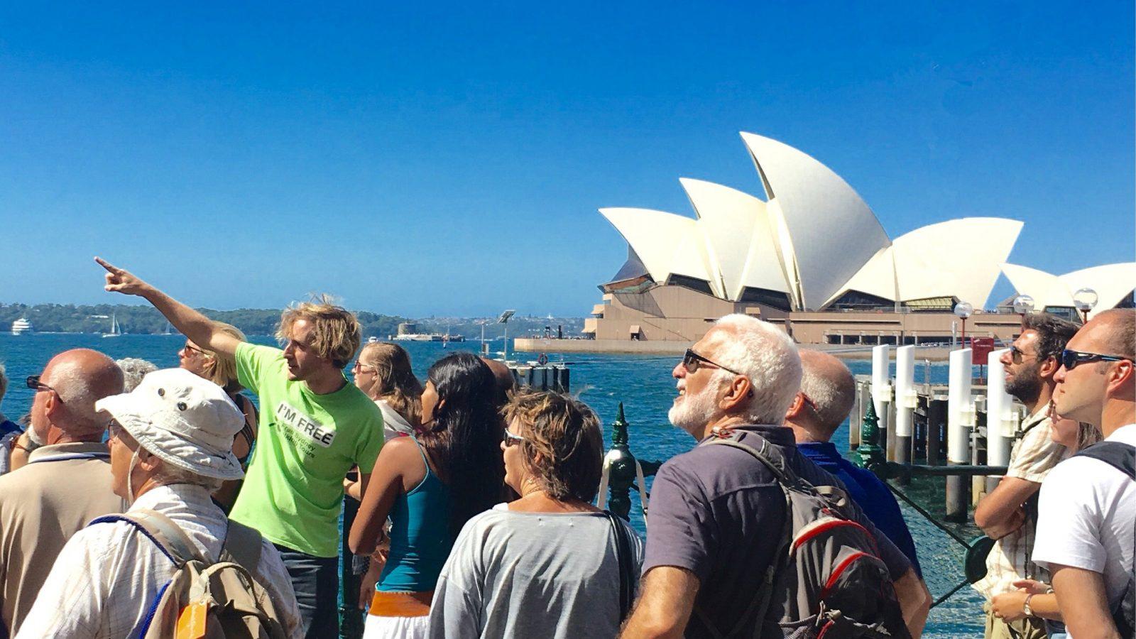 I'm Free Tours Sydney