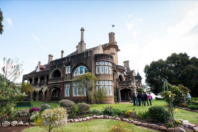 Iandra Castle, Grenfell NSW