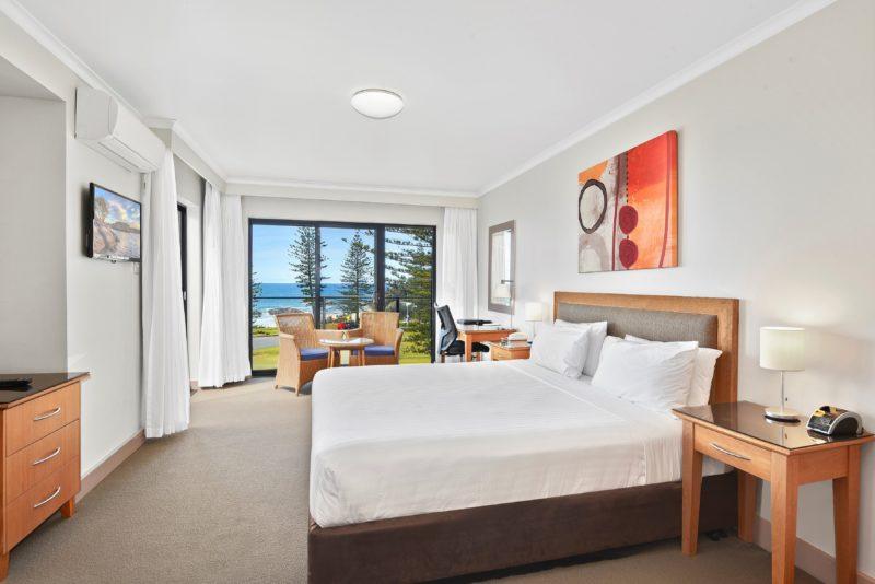 Spa Ocean View Room