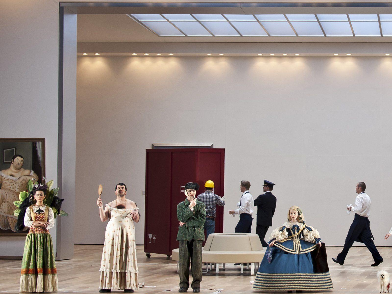 Il Viaggio A Reims at the Sydney Opera House