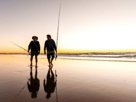 Iluka Riverside Holiday Park is for you