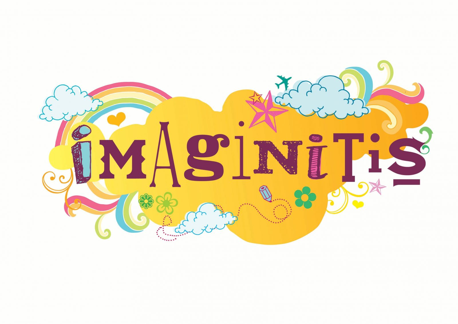 Imaginitis starring Shorty Brown