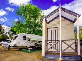 Ingenia Holidays Albury Ensuite Sites