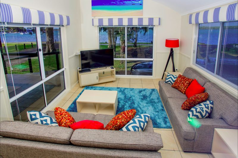 Boatshed Lounge Room