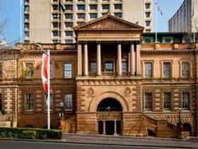 InterContinental Sydney Heritage Exterior
