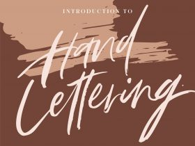 Introduction to Hand-Lettering