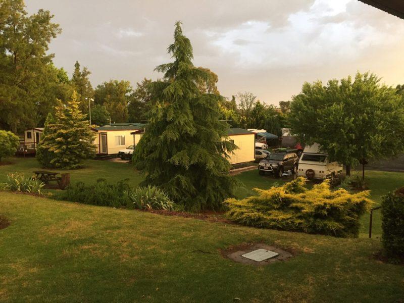 Inverell Caravan Park Cabins