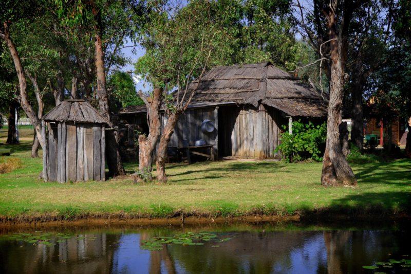 Grove Homestead at Pioneer Village