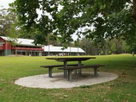 Ironbark Flat picnic area