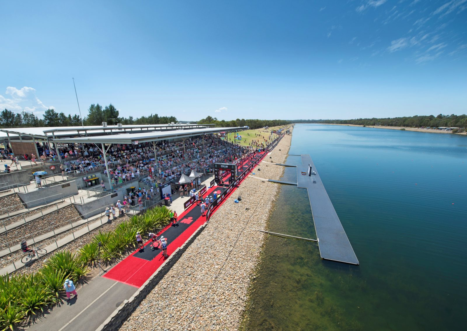 The Sydney International Regatta Centre