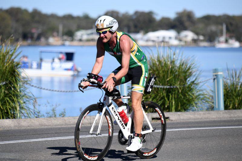 IRONMAN Australia Cycle