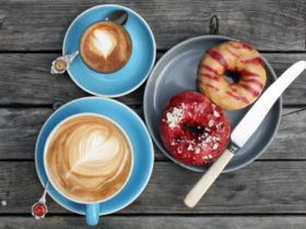 Irons and Craig Yamba cafe restaurant coffee and donuts