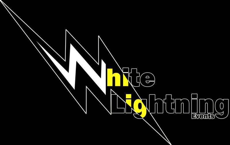 White Lightning Events logo