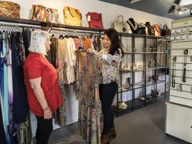 Boutique shopping in Bungendore