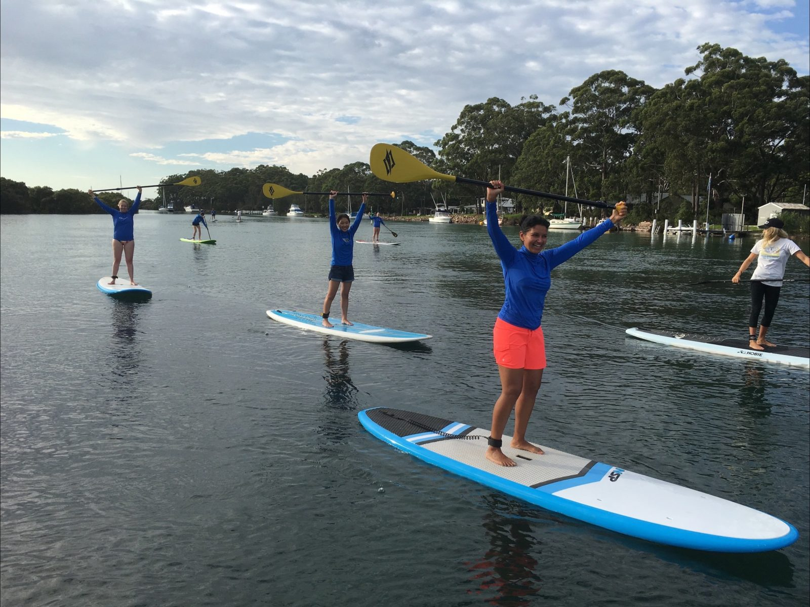 Jervis Bay Stand Up Paddle