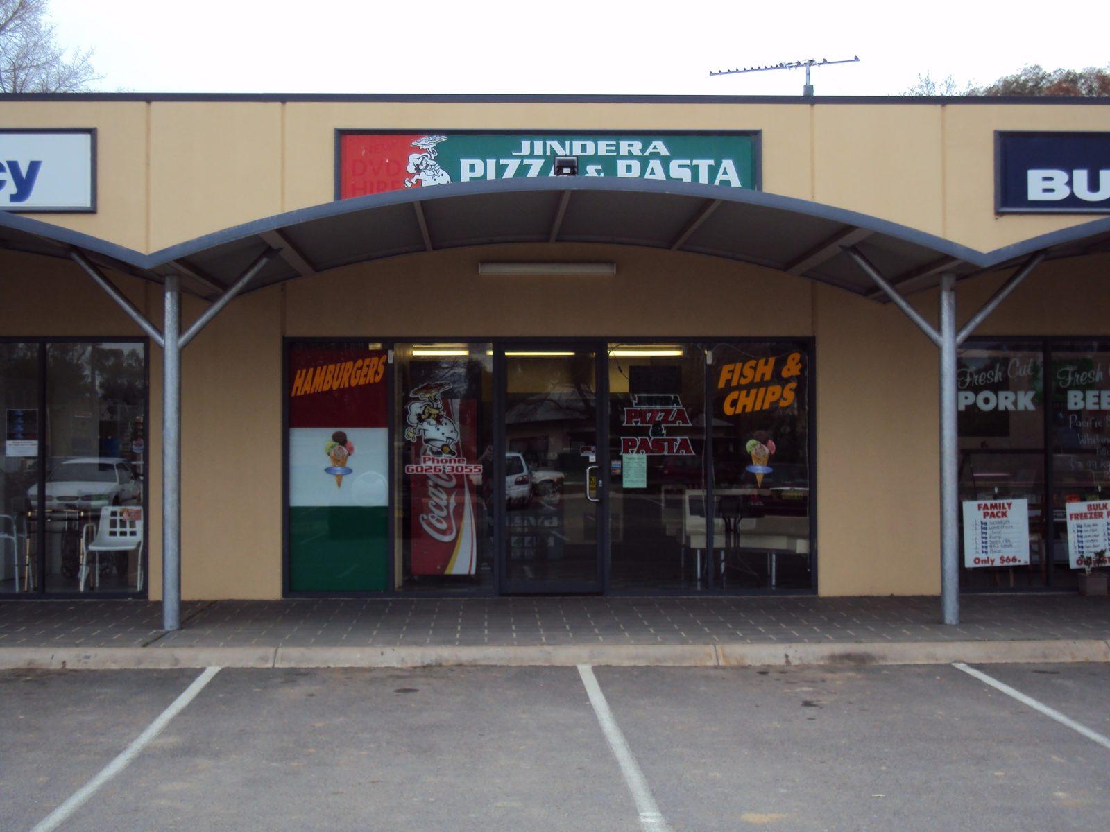 Jindera Pizza, Pasta and Takeaway