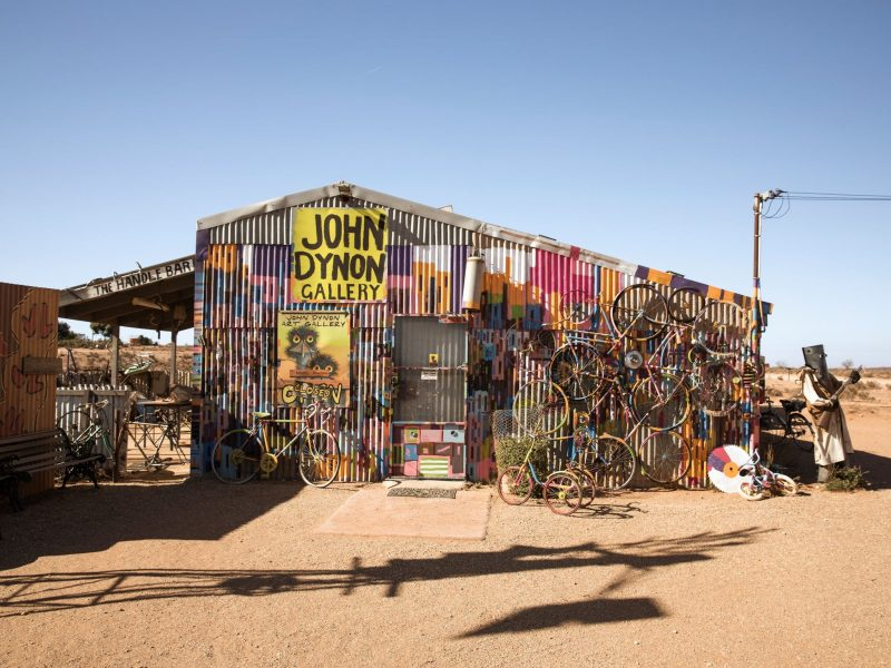 John Dynon Gallery - Silverton