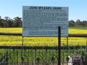 John McLeans Memorial