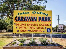 John Oxley Caravan Park