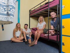 Sydney Hostel - 4bed Jolly Swagman Hostel Sydney