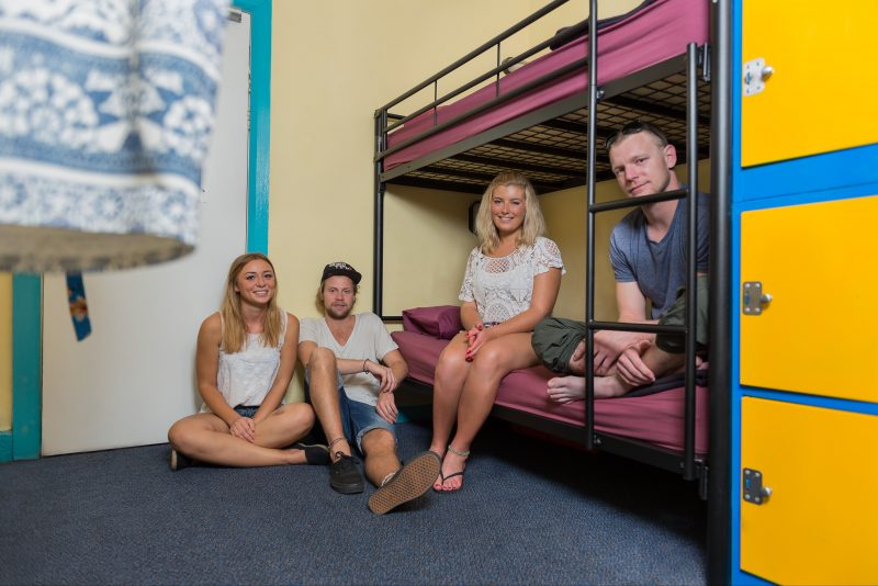 Sydney Hostel - 4bed Jolly Swagman Hostel Sydney