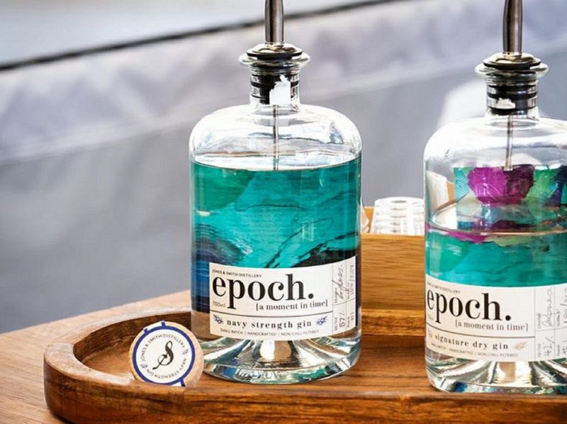 EPOCH Signature Dry Gin & Navy Strength Gin