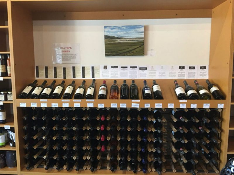 Featured Hilltops wines