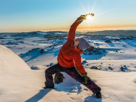 Enjoy Snow Shoeing, Ski Touring in the Australian Alps. Sensational Winter Adventures!
