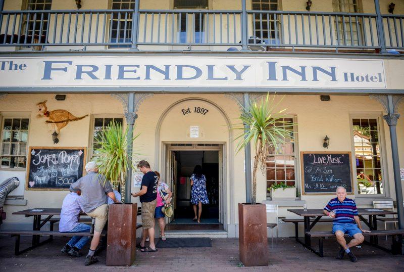 Friendly Inn