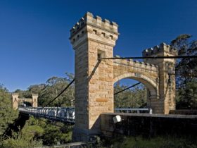 Kangaroo Valley - Hampden Bridge