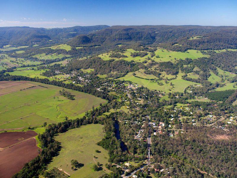 Kangaroo Valley - Aerials