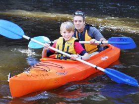 Kangaroo Valley Safaris Kayak Hire