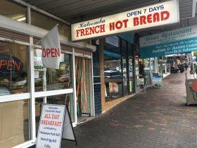 Katoomba French Hot Bread