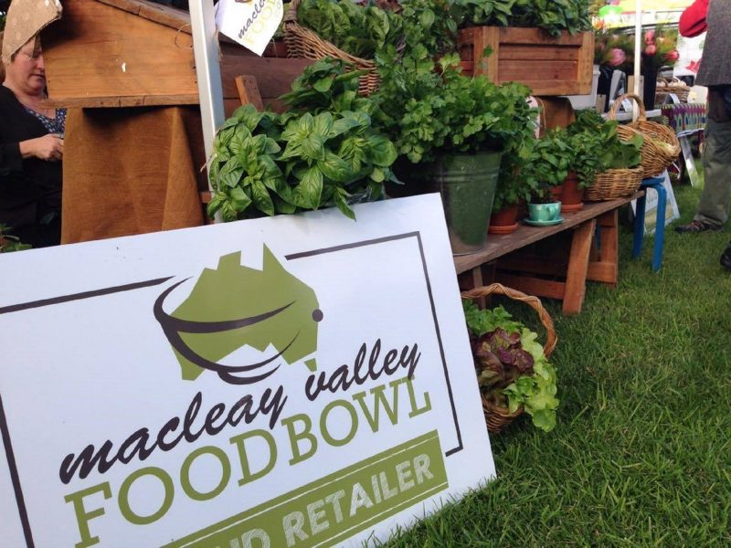 Macleay Valley Food Bowl - local produce