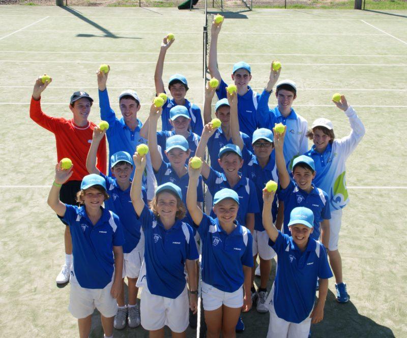 Kendall Tennis Clubs Ballsquad