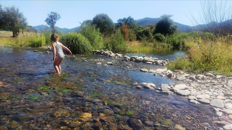 Family fun at Khancoban Creek