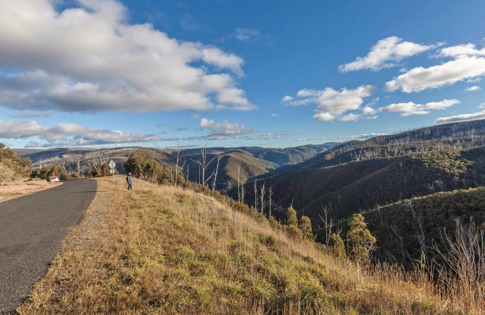 Alpine high country near Cabramurra, Kosciuszko National Park Photo: Murray Vanderveer