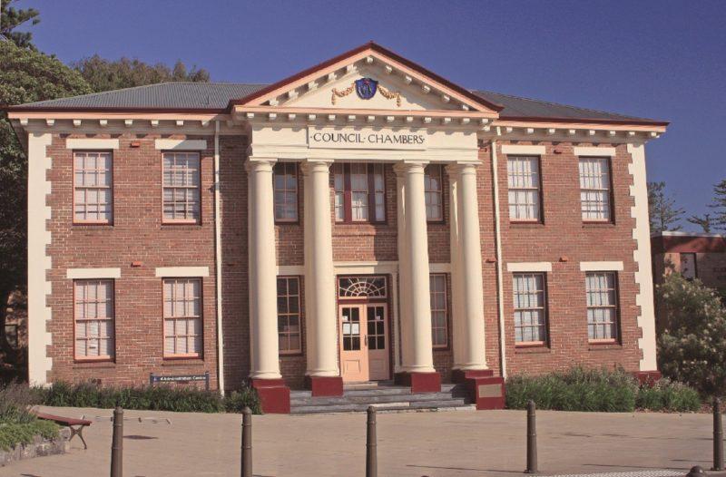 Kiama Council Chambers