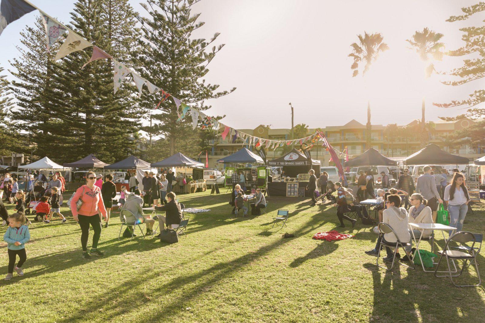 Kiama Markets: Credit, Destination NSW