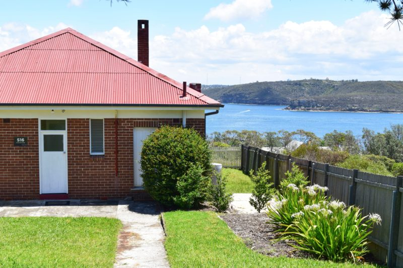 Cottage Q Station Sydney Harbour Accommodation