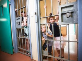 Maitland Gaol - Kids Lockdown