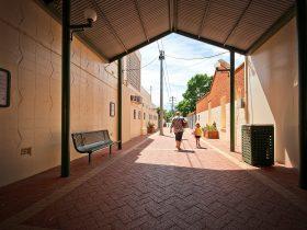Kiesling Lane heritage walk