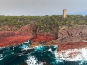 Boyd Tower, Sand Stone, Benjamin Boyd, Ben Boyd National PArk, Eden, Sapphire Coast, south coast