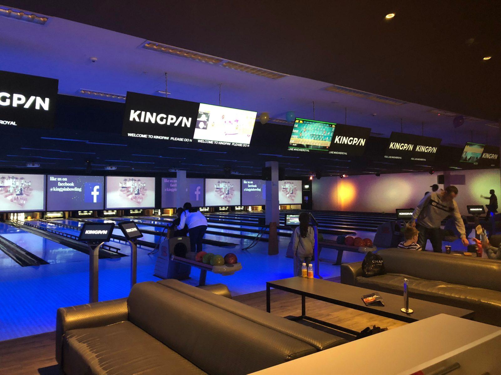 King Pin Bowling Macarthur