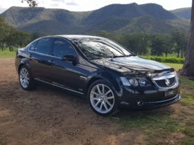 King's Hire Car among the vines in the Hunter Valley